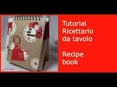 scrapbooking tutorial cornice tutorial scrapbooking cornice portafoto con mini album how to