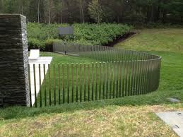 fence backyard ideas exterior black wood fence design to confine your backyard ideas