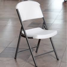 floding chairs lifetime classic commercial folding chair set of 4