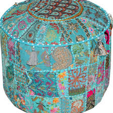 Ottoman Pillow Cushion by Best Pouf Ottoman Turquoise Products On Wanelo