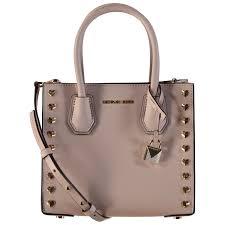 light pink michael kors handbag michael kors 30h7gm9m2u dames light pink at coccinelle