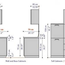 Kitchen Standard Kitchen Cabinet Depth House Exteriors - Standard kitchen cabinet