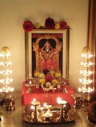 home mandir decoration pooja room designs and decor for diwali pooja room and rangoli designs
