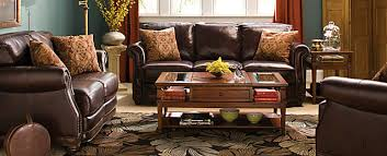Raymour And Flanigan Alexander Traditional Leather Living Room Collection Design Tips