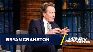 Bryan Cranston House Bryan Cranston Is The Master Of Toilet Acting Youtube