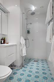 Moroccan Tile Bathroom Alvhem Mäkleri Och Interiör Interior Pinterest White Wall