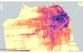 San Francisco Bike Map Whose Lane Is It Anyway Mission Bicycle