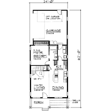 craftsman style house plan 3 beds 2 00 baths 1250 sq ft plan