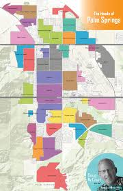 Palm Springs Map Doug Mccourt Realtor