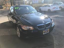 2007 bmw for sale bmw 3 series 2007 in middletown waterbury hartford ct newfield