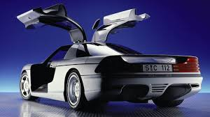 bmw supercar 90s when mercedes almost built the world u0027s greatest gullwing supercar
