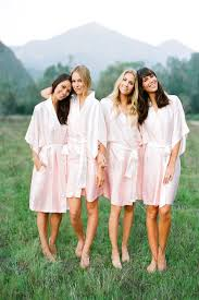 bridesmaids robes cheap 18 best beautiful wedding robes images on robe