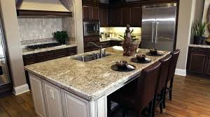 granite top kitchen island with seating granite top kitchen islands sgmun club