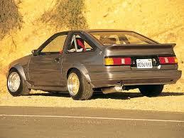 Pj Toyota 1986 Toyota Corolla Magazine