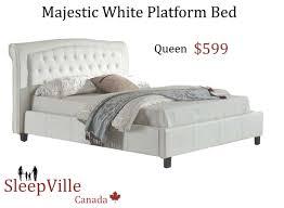 Platform Beds Canada Sleepville Canada Blog