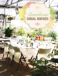 Backyard Bridal Shower Ideas Charming Greenhouse Bridal Shower Ideas Hostess With The Mostess