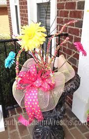 deco mesh ideas deco mesh garland southern charm wreaths