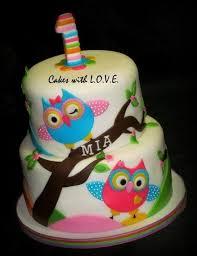 owl birthday cakes 20 owl themed birthday cakes we livingandloving