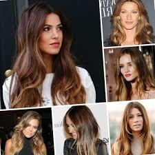 hair color ideas 2017 summer fall hair colors