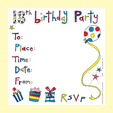 birthday party invitations birthday party invitations