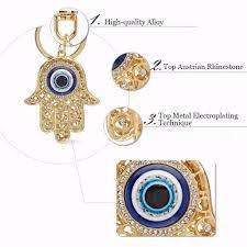 nice key rings images Hamsa hand amulet keychain nice cool jpg