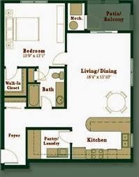 Studio Plans one room cabin floor plans studio plan modern casita house plan