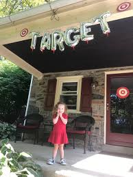 themed throws 3 year throws epic target themed birthday party and we re