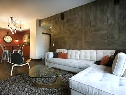 Interior Design With Brown Leather Couches Contemporary Hoboken Living Room Vanessa Deleon Hgtv