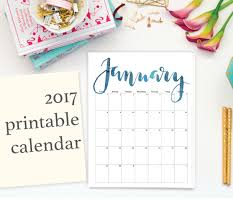printable calendar 2016 etsy 2017 calendar printable free 8 x 10 calendar 2018 printable