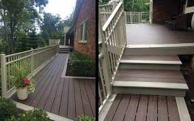 composite deck radnor decoration