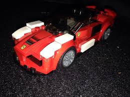 lego ferrari lego ferrari fxxk moc any thoughts