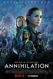 ex machina poster new poster for alex garland s annihilation