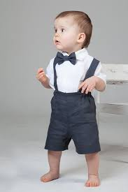 tenue mariage enfant bébé garçon tailleur en anneau porteur tenue premier