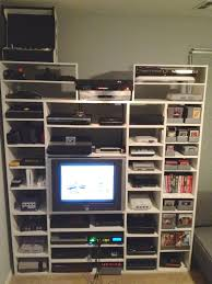 retro entertainment centre gaming old cool stuff to