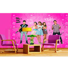 chambre violetta disney violetta wallpaper great kidsbedrooms the childrens