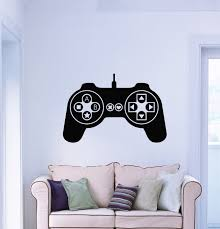 popular xbox wall decal buy cheap xbox wall decal lots from china d139 wall stickers vinyl decal gamer video games joysticks xbox decor china