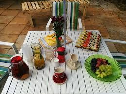 backyard restaurant goa outdoor furniture design and ideas