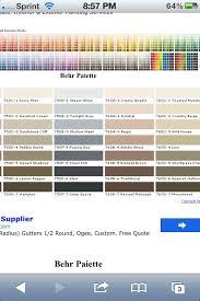 58 best paint color images on pinterest behr paint color paints