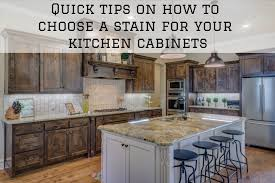 painting stained wood kitchen cabinets brush roll painting tips on how to choose a stain