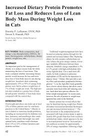 cat orie si e auto increased dietary protein promotes pdf available