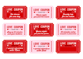printable romantic gift certificates coupon template for kids etame mibawa co
