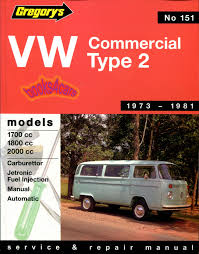 volkswagen van manuals at books4cars com