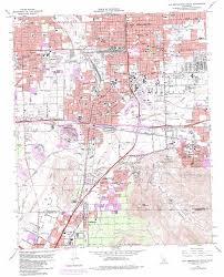 Map Of Riverside Ca Riverside East Ca Topographic Map Topoquest Massacre Canyon