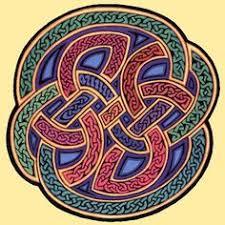 celtic ornamental knot vector clipart celtic artworks