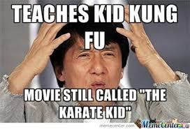 Kung Fu Meme - the kung fu kid by derpettewashere meme center