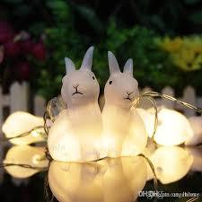 cheap rabbit string lights ls warm white light string