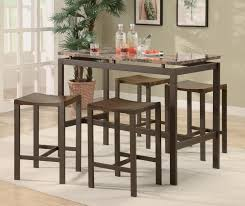 Solid Walnut Dining Table And Chairs Bar Height Kitchen Table Oak Wood Chairs Unify White Perforated