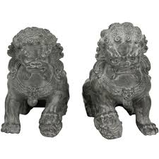 choo foo dogs imak set of 2 choo foo dogs from 0 nextag