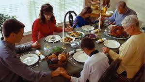 thanksgiving blessings in prayer