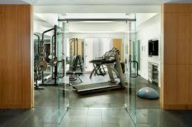 laurel woods gym modern home gym boston by lda